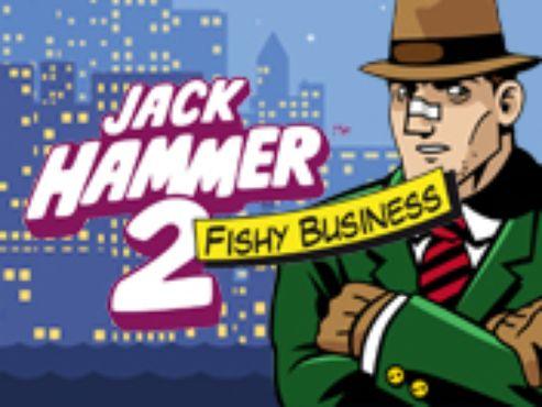 Jack Hammer 2 Fishy Business