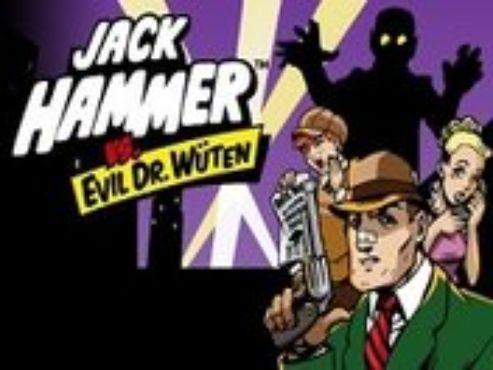 Jack Hammer Vs Evil Dr Wuten