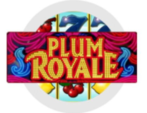 Plum Royale With Cheese