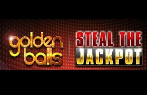 Golden Balls Steal The Jackpot