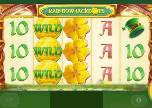 Rainbow Jackpots demo