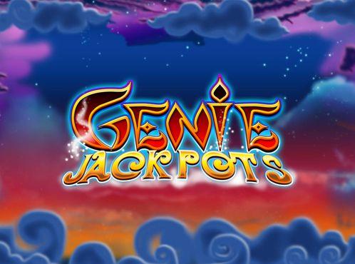 Genie Jackpots demo