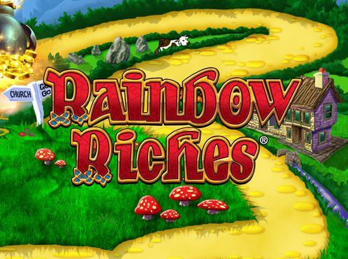 Rainbow Riches demo
