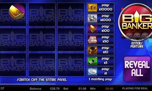 Big Banker demo