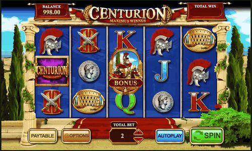 Centurion demo