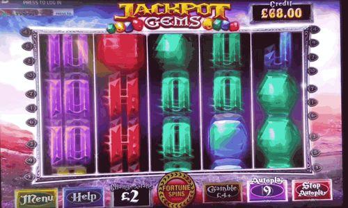 Jackpot Gems demo
