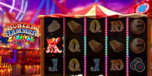 Buster Hammer Carnival  demo