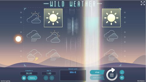 Wild Weather demo