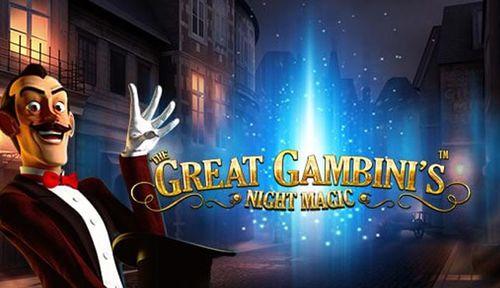 The Great Gambini's Night Magic demo