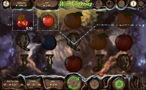 Wild Cherries  demo