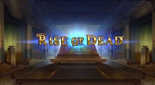 Rise of Dead demo