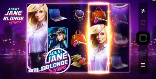 Agent Jane Blonde Returns demo