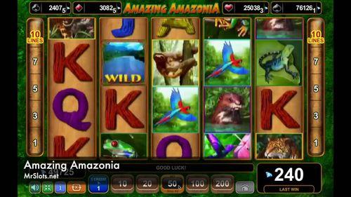 Amazing Amazonia demo