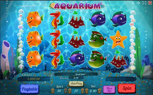 Aquarium demo