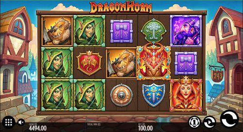 Dragon Horn demo
