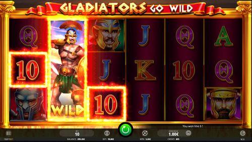 Gladiators go Wild demo