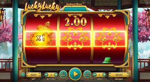 Lucky Lucky demo