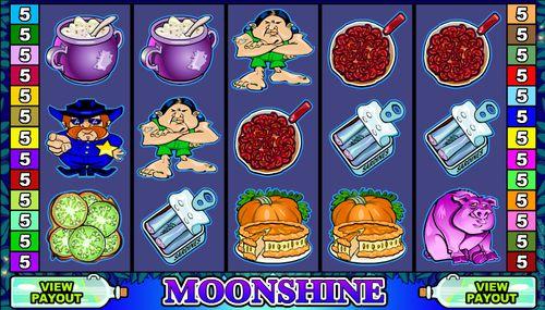 Moonshine slot