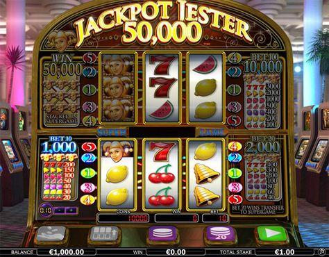 Jackpot Jester 50 000 slot