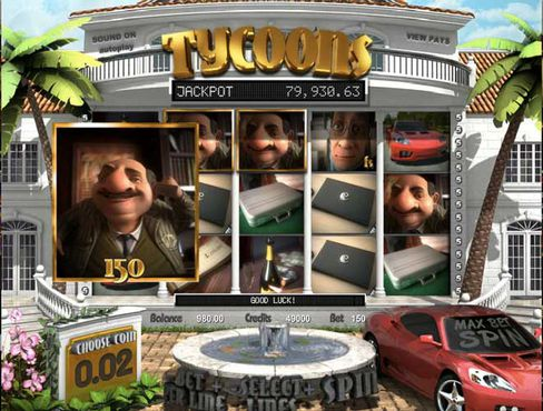 Tycoons slot