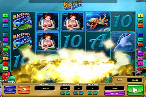 Riches Of The Sea slot