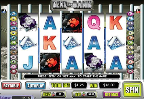 Beat the Bank slot