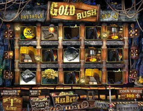 Gold Rush slot