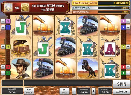 Cowboy Treasure slot