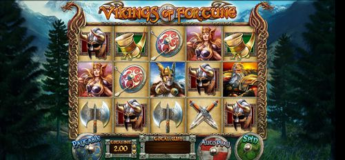 Vikings Of Fortune slot