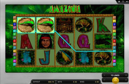 Amazonia slot