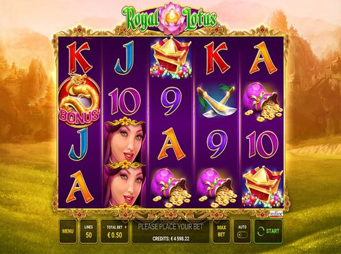 Royal Lotus slot