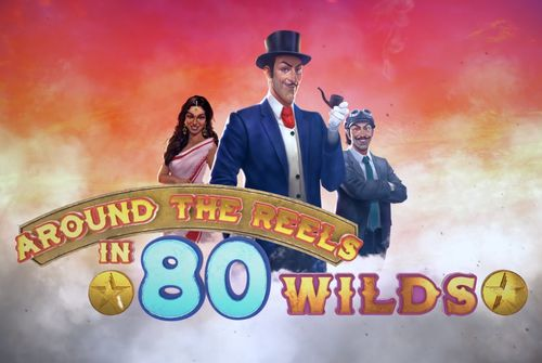 Around The Reels In 80 Wilds slot