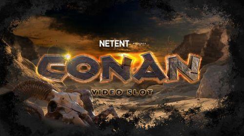 Conan slot