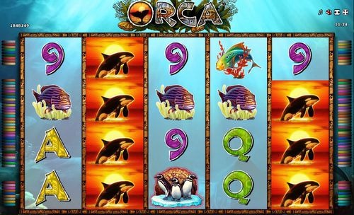 The Orca  slot