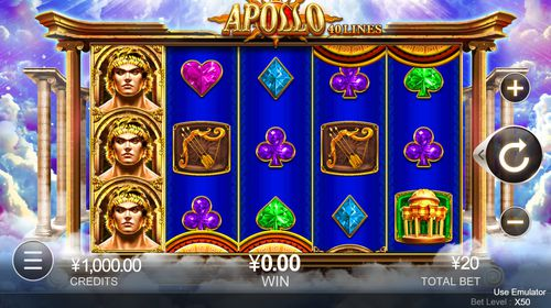 Apollo slot