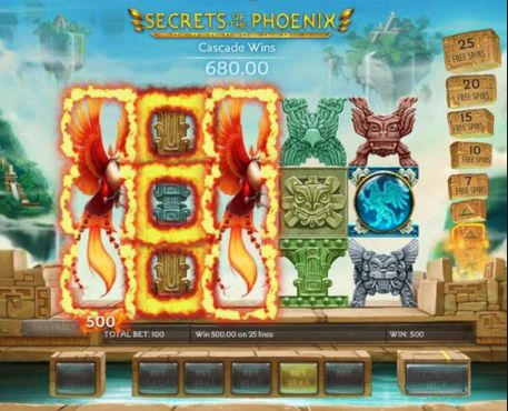 Spiele Return Of The Phoenix - Video Slots Online