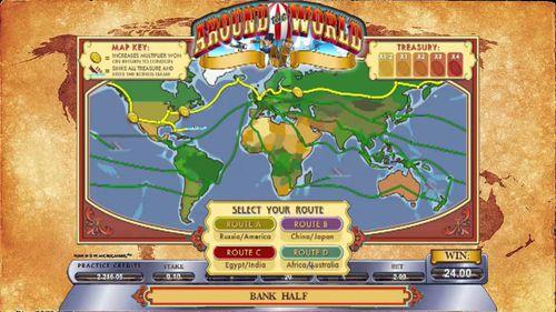 Around The World slot