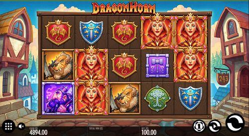 Dragon Horn slot