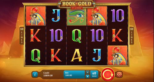 Book of Gold Classic slot