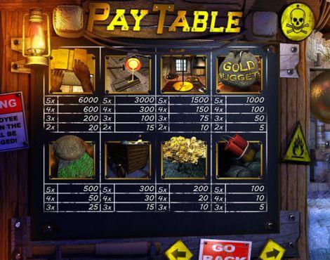 Gold Rush free play