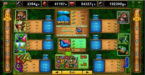 Amazing Amazonia free play
