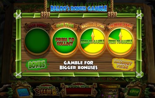 Jungle Jackpots free play