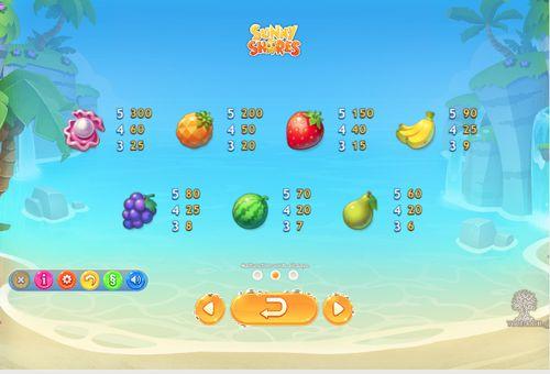 Sunny Shores free play