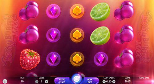 Berryburst MAX free play