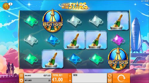 Ticket To The Stars free play
