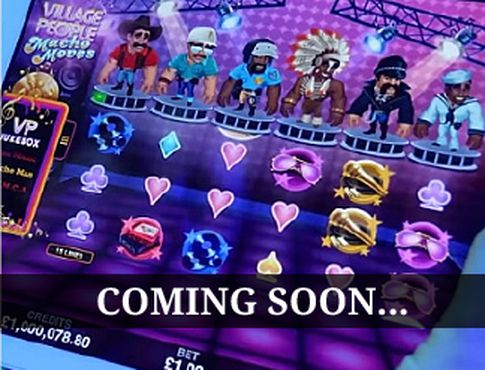 Village People: Macho Moves free play