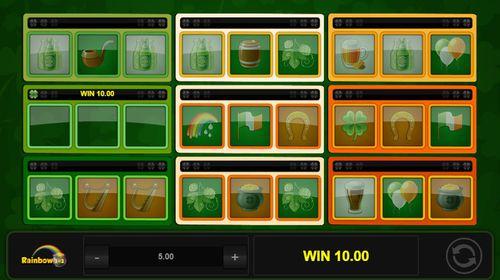 Rainbow 3x3  free play