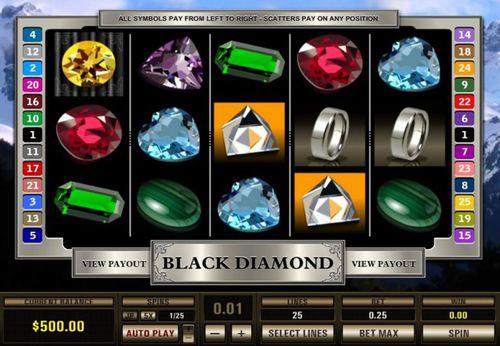 Black Diamond free play