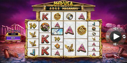 Medusa MegaWays free play