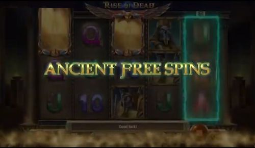 Rise of Dead free play